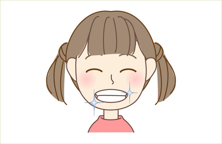 おおいし歯科の小児歯科